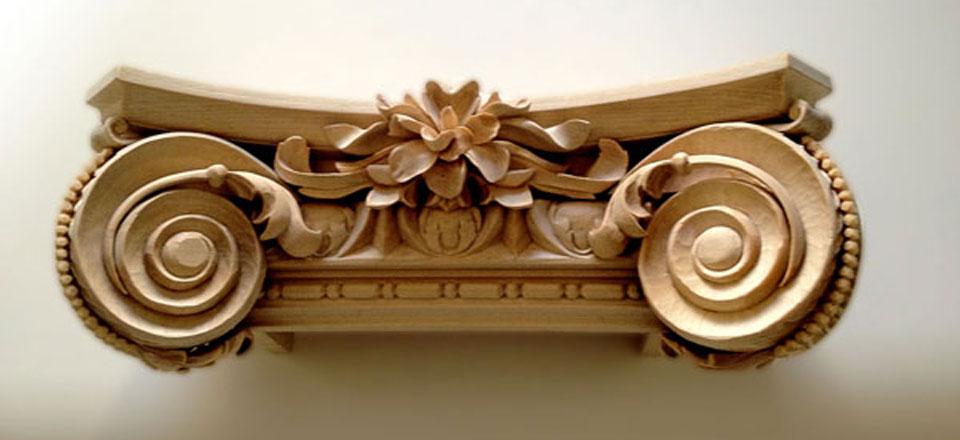 Wood Carving | Alexander Grabovetskiy