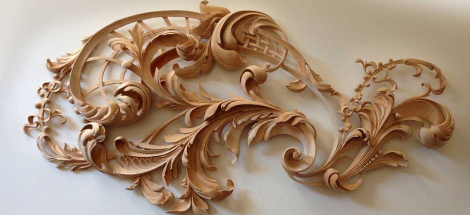Carving by alexander grabovetskiy custom wood