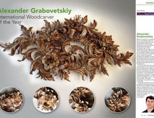 International Wood Carver