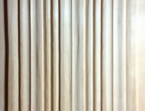 Linenfold Panels hand Carved
